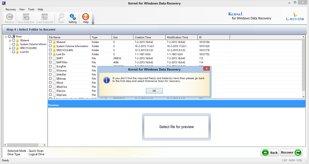 Kernel for windows data recovery crack