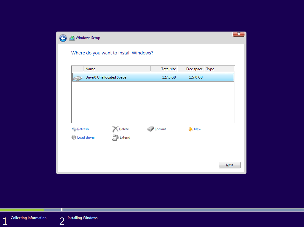 Installing Windows 10 Enterprise RTM Step By Step – Akfash's