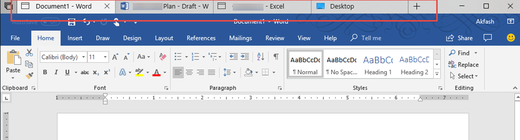 Windows 10 (Redstone 5 Insider Preview) Sets – Akfash's Weblog